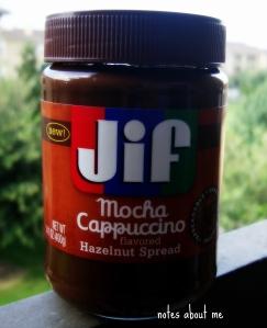 Jif Mocha Cappuccino