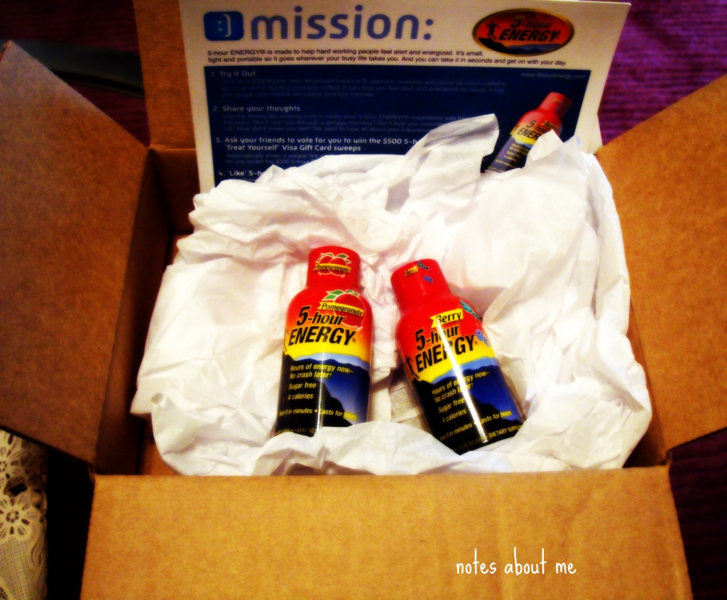 Smiley360 Mission: 5 Hour Energy