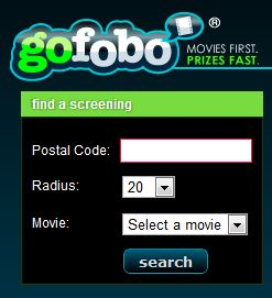 Gofobo search