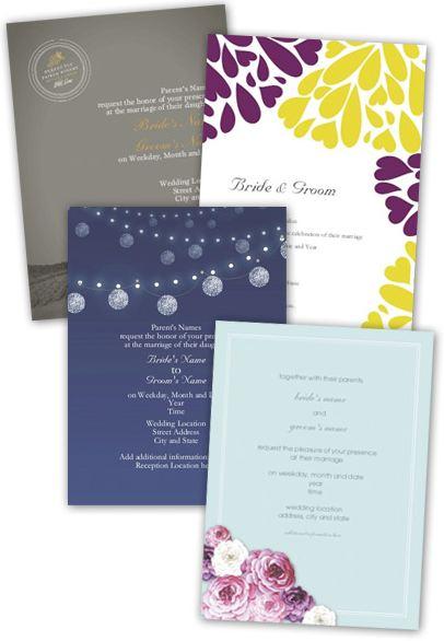 123print Three Free Invitations
