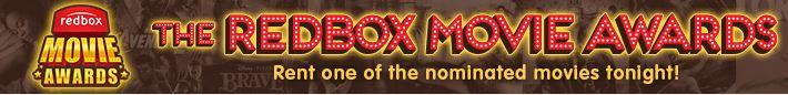 Redbox movie awards