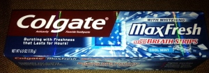 CVS Free Toothpaste
