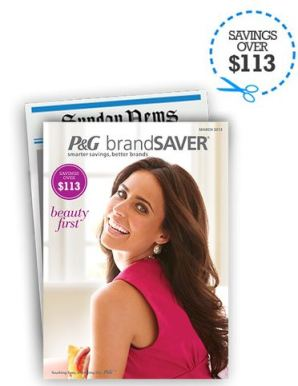 P&G Saver March 2013