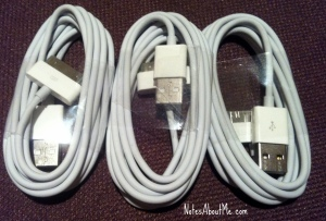 iPhone Charging Wires