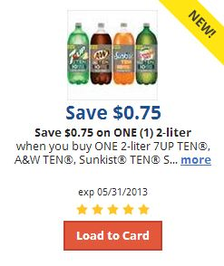 Kroger 7-Up Coupon