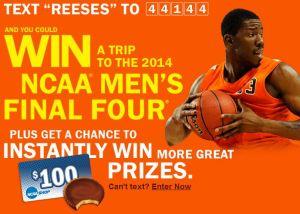 Reeses NCAA